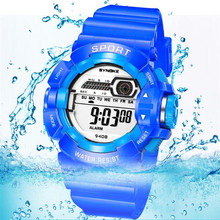 Children Sports Watch Kids Led Digital Watches For Boys Girls Kids Student Wrist Watch Clock Reloj De Ninos Relogio Para Crianca relogio masculino 2018 honhx boys sports clock children digital led watches kids life waterproof rubber silicone wrist watch ju