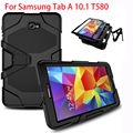 Case For Samsung Galaxy Tab A A6 10.1 2016 T580 T585 SM-T580 T580N Case Cover Tablet Shockproof Heavy Duty With Stand Hang Funda