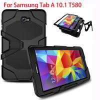 For Samsung Galaxy Tab A A6 10 1 2016 T580 T585 SM T580 T580N Case Cover