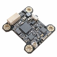 FullSpeed FSD TX600 25/100/200/400/600mW Switchable 48CH 5.8G FPV VTX 20*20mm Hole Video Transmitter Module OSD Control for Raci