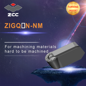 CNC tools lathe inserts 10pcs/lot ZIGQ ZIGQ3N-NM coated cemented carbide turning inserts steel stainless steel parting