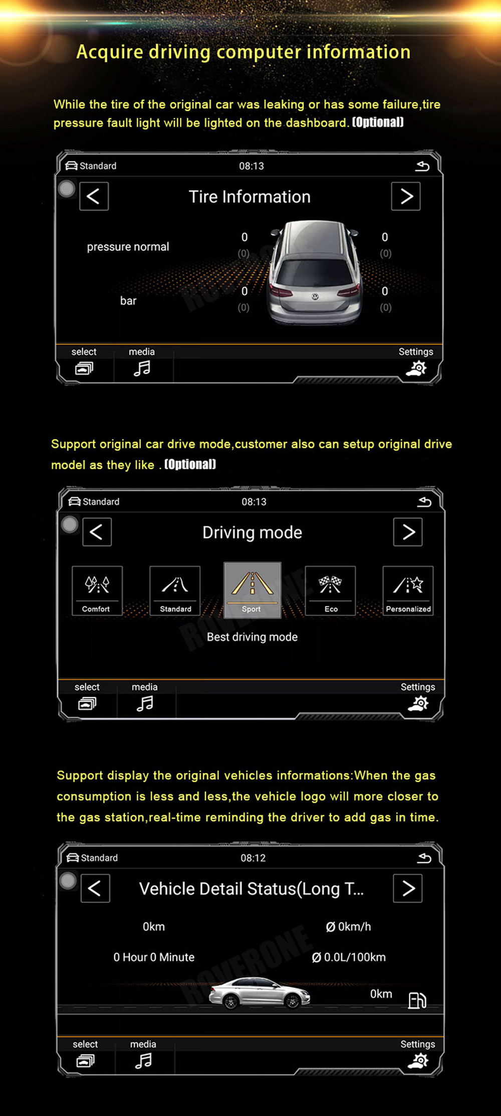 Driving Mode