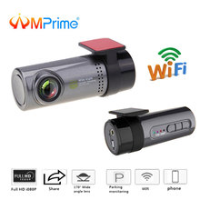 AMPrime Mini Car Dash Camera 30fps Monitor Full HD Hidden Re