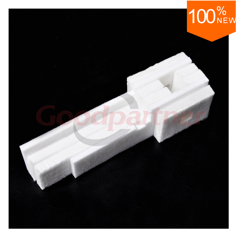 1SET Waste Ink Tank Pad INK PAD Sponge For Epson L300 L301 L303 L310 L350 L351 L353 L358 L355 L110 L210 L211 ME101 ME303 ME401(China)