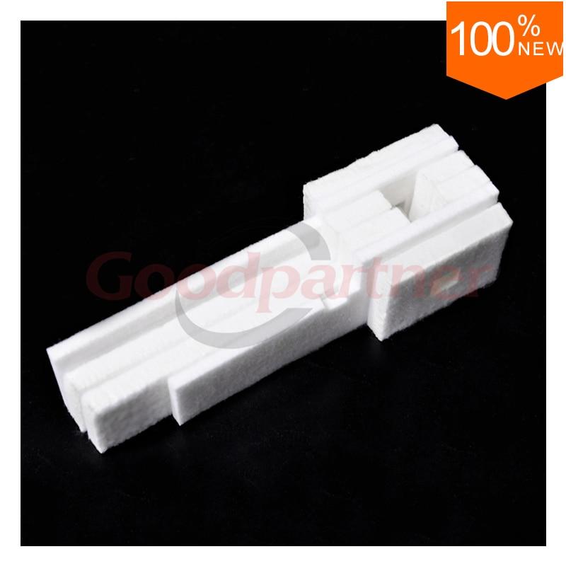 1SET X Waste Ink Tank Pad INK PAD Sponge For Epson L300 L301 L303 L310 L350 L351 L353 L358 L355 L110 L210 L211 ME101 ME303 ME401
