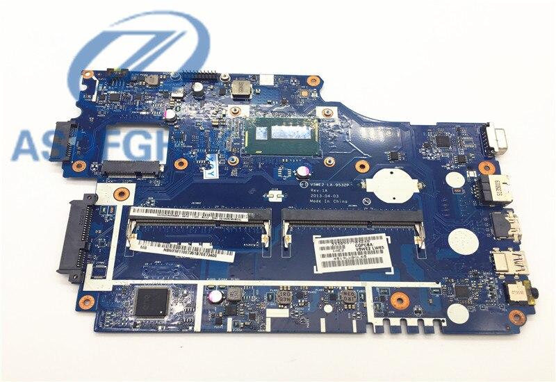 Laptop motherboard for font b Acer b font Aspire E1 572 E1 532 motherboard V5WE2 LA