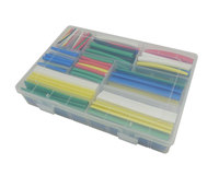 Aihasd Heat Shrink Tubing Tube Sleeving Set 7 Colors 9 Sizes Wrap Sleeve Set Combo 392