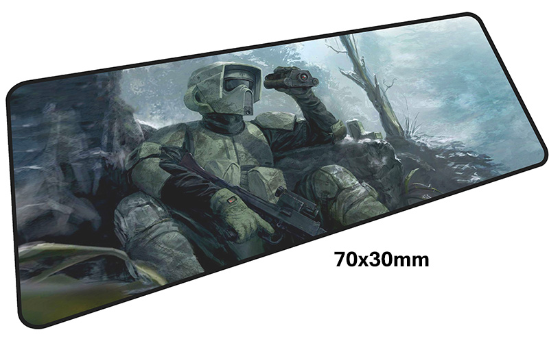 Star Wars коврик для мыши gamer 700x300 мм notbook коврик для мыши большой игровой коврик для мыши большой личности коврик для мыши PC стол padmouse