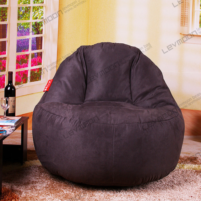 FREE SHIPPING Bean Bags Chairs Bag Couch 100CM Diameter Cover 100 Cotton