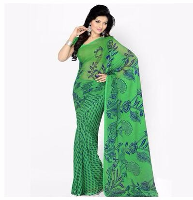 DB23595 India Saree-6