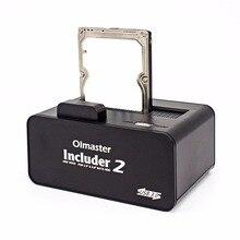 2.5/3.5 дюймов жесткий диск Док База USB3.0 жесткий диск с драйверами окно до 8 ТБ внешний диск Док- станция для Тетрадь Настольный ПК