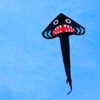 Ücretsiz kargo yüksek kalite uçan köpekbalığı uçurtma cobra uçurtma hattı weifang uçurtma fabrika toptan ahtapot yırtılmaz naylon uçurtma hayvan