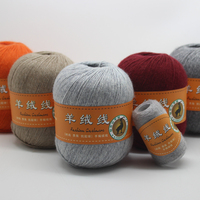 Best Quality Cashmere Hand Knitted Cashmere Yarn Wool Cashmere Knitting Yarn Ball Scarf Wool Yarn