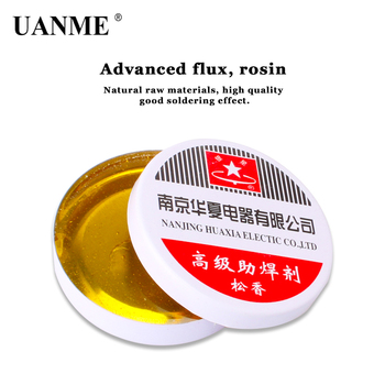 цена на UANME 50g Box Rosin For Electric Soldering Iron Soft Solder Welding Fluxes Scaling Powder