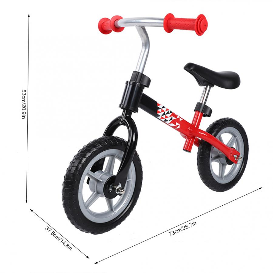 HTB1Brewe.GF3KVjSZFmq6zqPXXac Child Balance Cycling Bike No Pedal Kids Sliding Bike With Non-slip Wheel For Outdoor Children Walker Tool