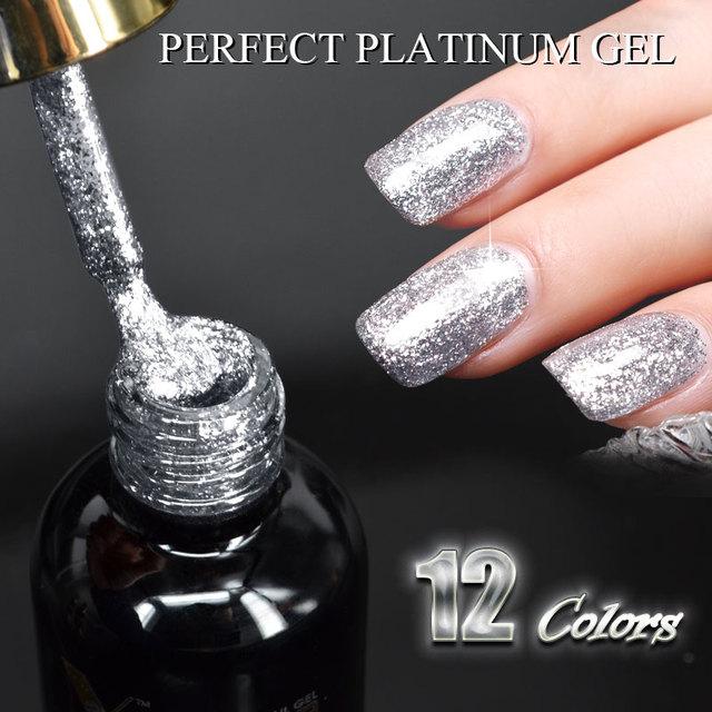 Venalisa shining nail platinum gel