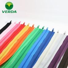 Vida 3 colour nylon yard zipper cushion pillow quilt cover hand bag