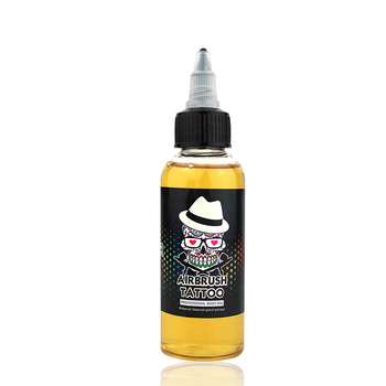 OPHIR Finalized Ink Top Coat for Temporary Airbrush Tattoo 60ml/bottle Pigment Stereotypes-liquid _AC102