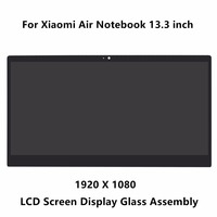 13 3 Inch For Xiaomi Mi Notebook Air 13 3 LCD LED Screen Display Matrix Glass