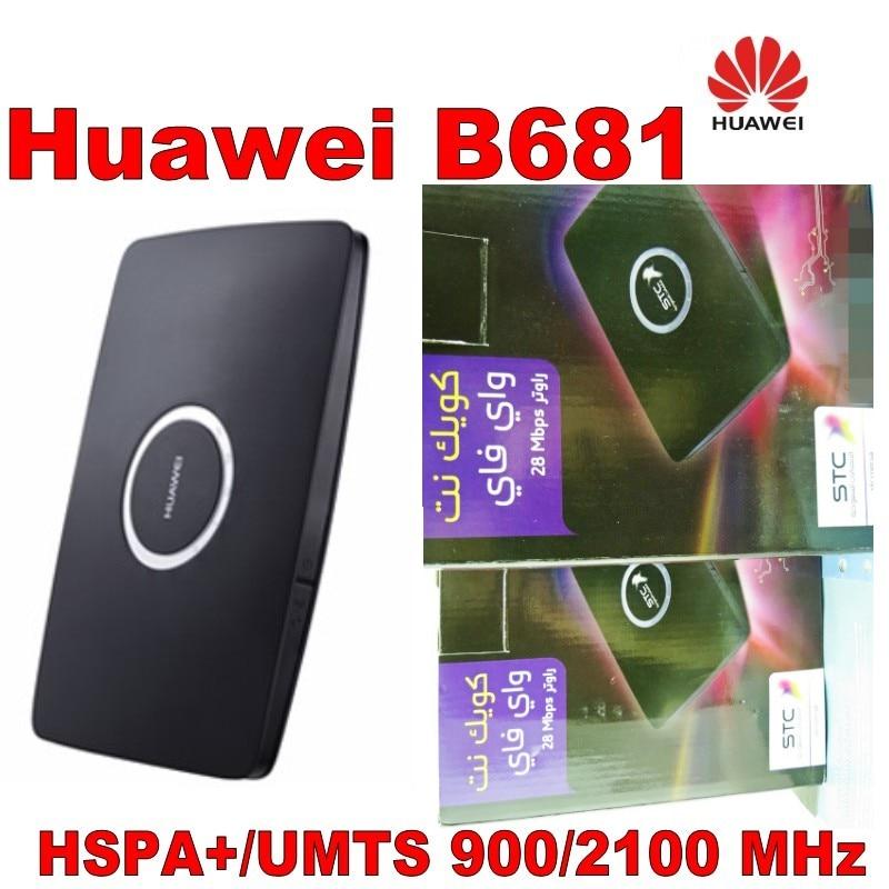 ბევრი 2% 100% ახალი huawei b681 lan - ქსელის აპარატურა - ფოტო 6
