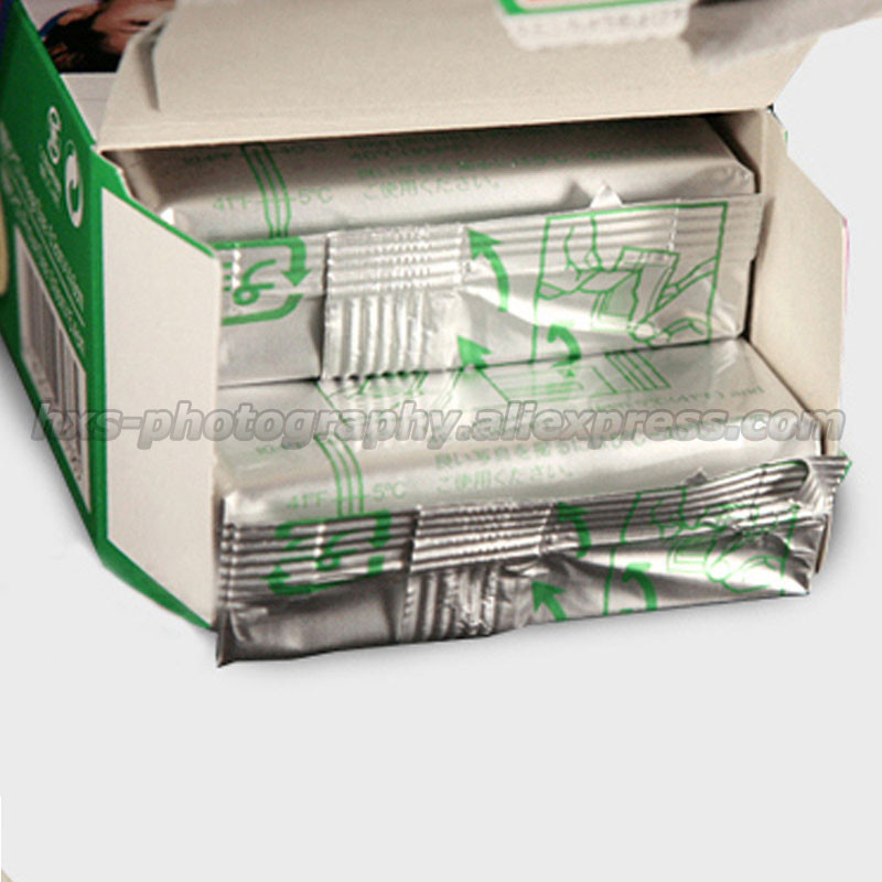 60 Fujifilm Fuji Instax Mini Instant Film White Sheet (3)