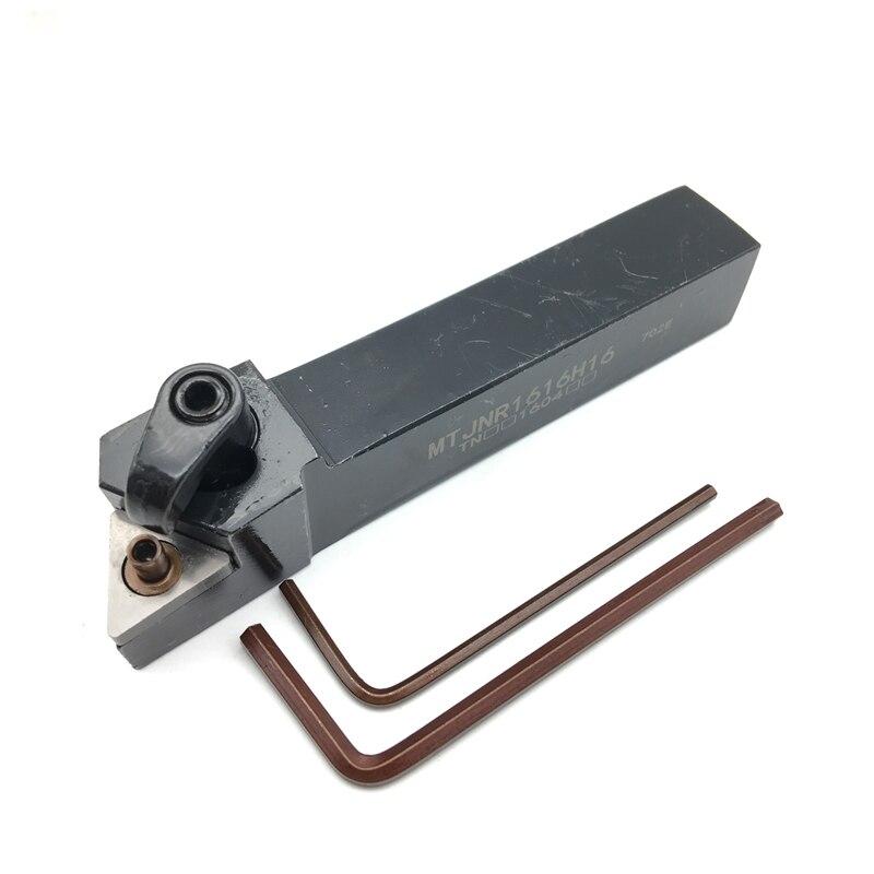 MTJNR2020K16 MTJNL2020K16 MTJNR 1616H16 MTJNL1616H16 Arbor Diameter 16mm 20mm Cylindrical Turning Tool