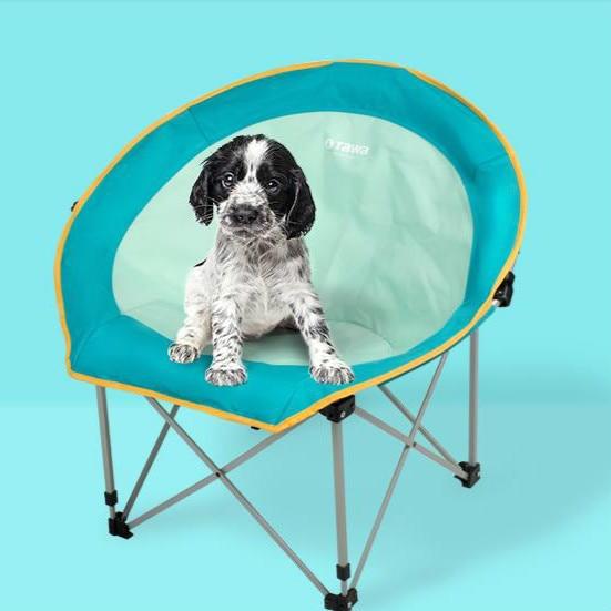 En plein air plage pliant shell chaise camping pêche portable chaise dans Chaises de plage de Meubles
