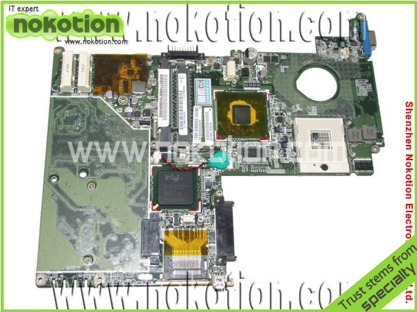 Laptop Motherboard for Toshiba U300 U305 A000017480 DABU1MMB6A0 intel PM943 DDR3 Mainboard free shipping warranty 60 days laptop motherboard for toshiba a205 a200 v000108040 integrated ddr2 mainboard full tested free shipping