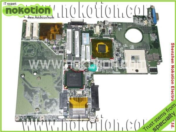 Laptop Motherboard for Toshiba U300 U305 A000017480 DABU1MMB6A0 intel PM943 DDR3 Mainboard warranty 60 days nokotion for toshiba p200 p205 laptop motherboard la 3711p k000051440 ddr2 mainboard free shipping warranty 60 days