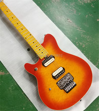 New Arrival Top Quality Left Handed 6 String Musicman model in Free shipping