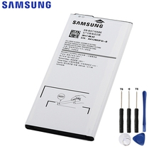 Original Replacement Samsung Battery For Galaxy A7 2016 A710 A7100 A7109 A710F Genuine Phone Battery EB-BA710ABE 3300mAh все цены