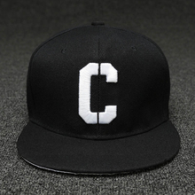 5dd4e818ffb High quality Embroidery C chicago cubs Snapbacks Hats Letter Baseball Caps  Black White Hip Hop Brim