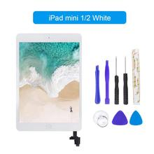 7.9 Touch Screen For iPad mini 1 2 3 4 mini1 mini2 mini3 mini4 Touch Digitizer Glass No IC for iPad Sensor Parts spn fancomics book