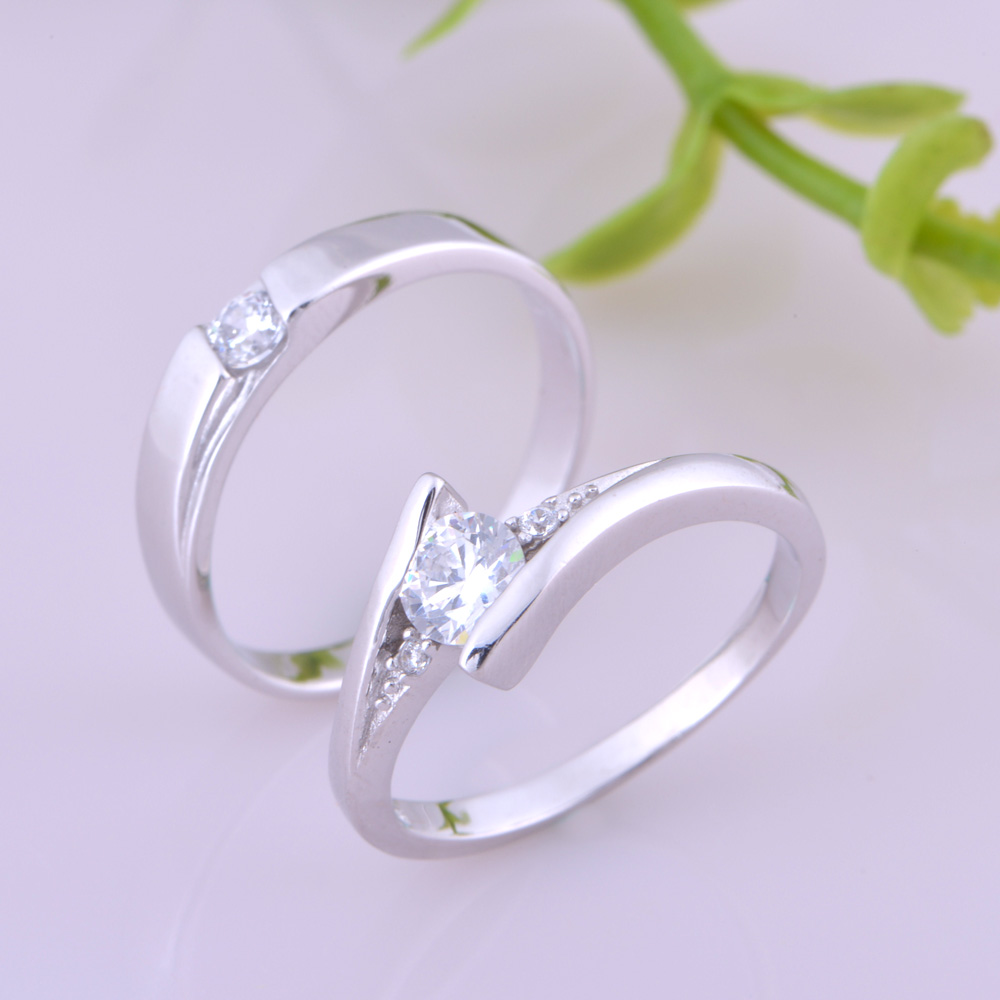 cut wedding rings jewelry sapphire nice ring lajerrio sets white silver round