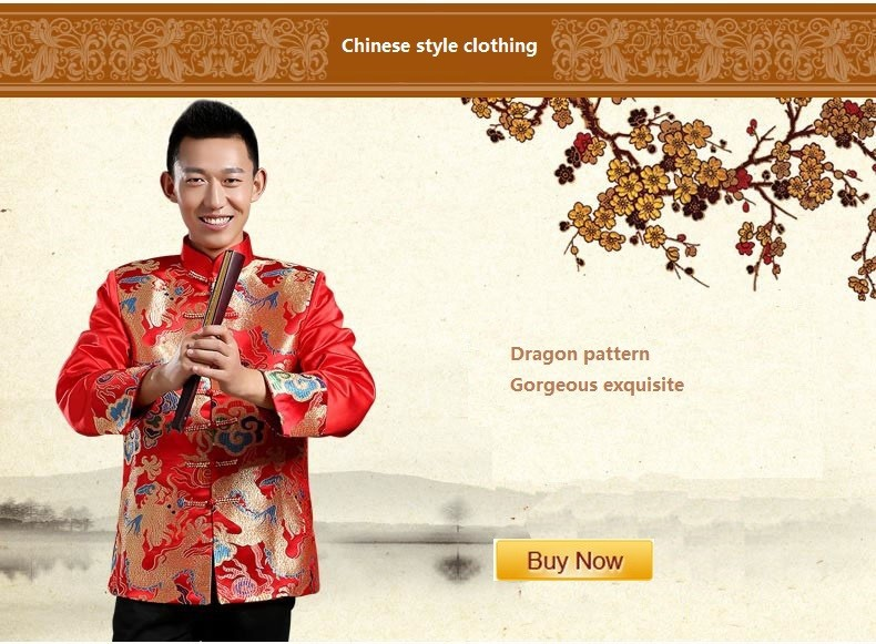 dragon embroidery traditional chinese jacket men chinese traditional men clothing costume ancient chinese clothing (11)