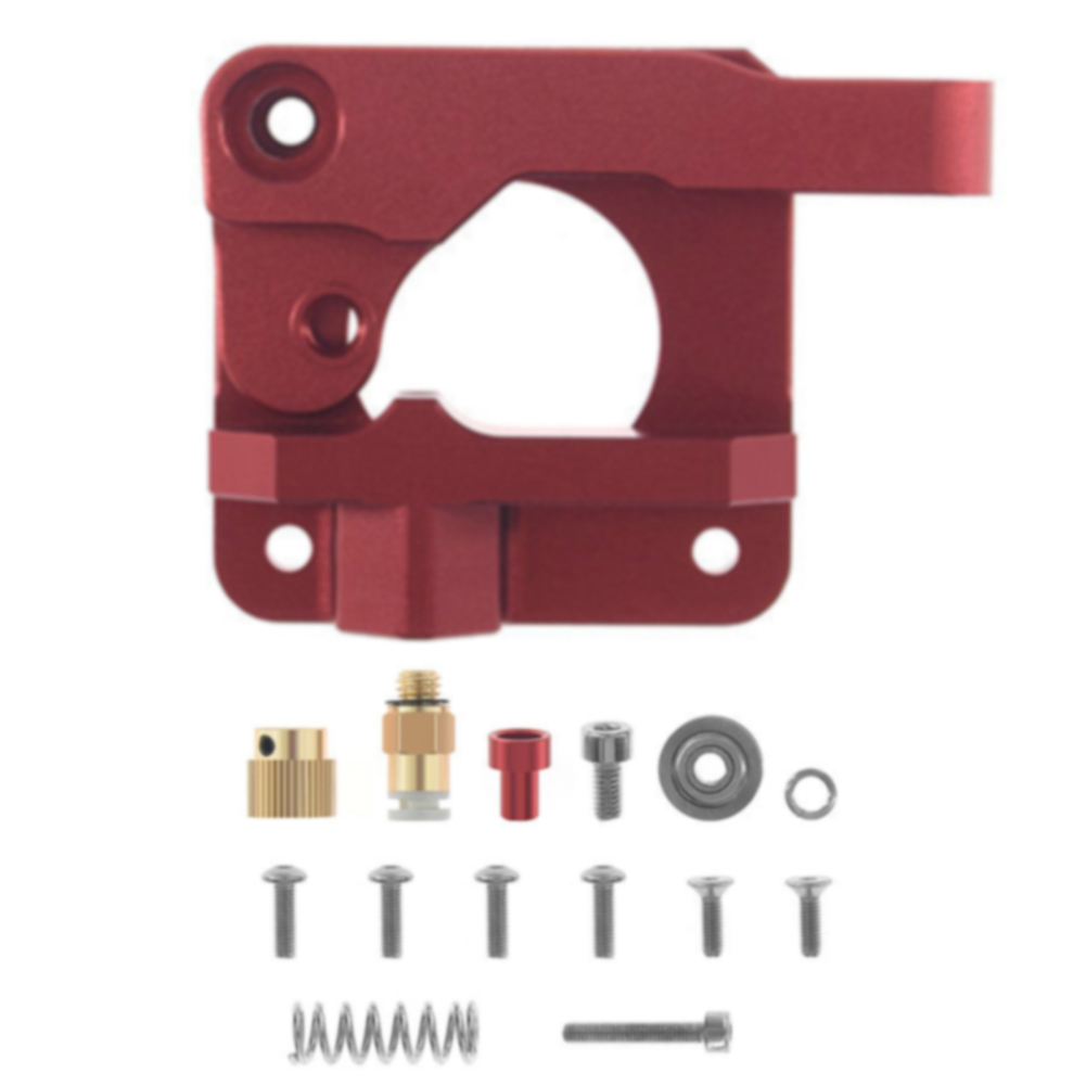 -8 Bowden-10 Onderdelen Metalen Extruder Mk8 Accessoires Praktische Rechts Upgrade Professionele Links 1.75mm Filament 3d Printer Hoge Kwaliteit En Weinig Overheadkosten