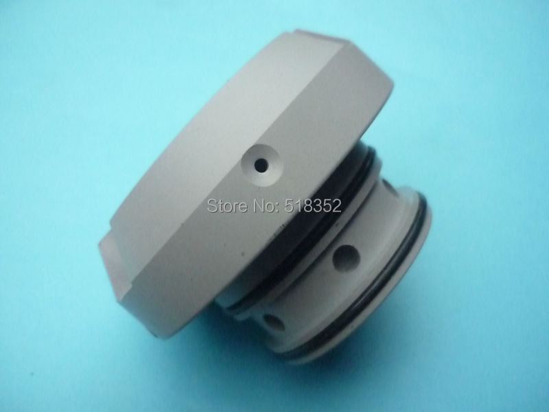 204312150,Charmilles Flushing Chamber upper die block , Injection chamber upper empty ,Wire EDM- Low Speed Machine Spare Parts цена