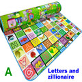 Hot Sale EVA Baby Mat 200*180 cm Large Baby play Crawling Mat Baby Activity Floor Mat with Non-slip Design Baby Toys