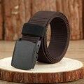 Automatic Buckle Belt High Quality Nylon Male Army Tactical Belt Man Military Life Canvas Belts Cummerbunds Belt