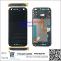 100% original Best quality!For HTC One Mini 2 M8 mini LCD Display+Touch Screen Digitizer with frame Test ok