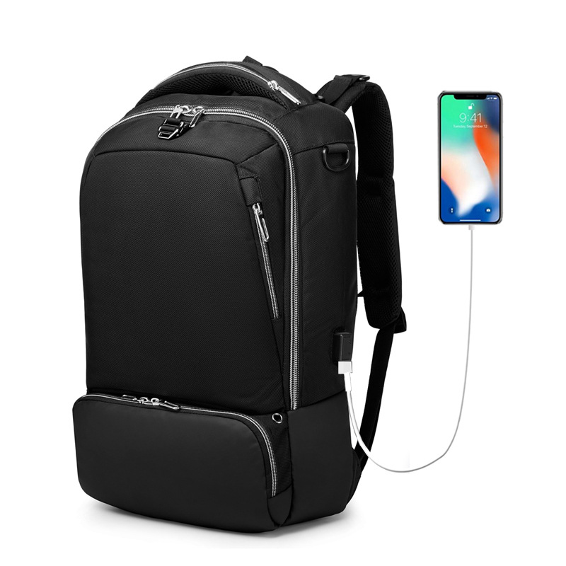 CETIRI Men's Multifunction Backpack USB Charging Anti Theft 15 .6 inch Laptop Backpack For Teenager School Bags Travel Male