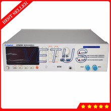 Wholesale prices 0.1m~300ohm AT520B High Voltage battery internal resistance tester meter with 780V voltage detector digital car battery gauge