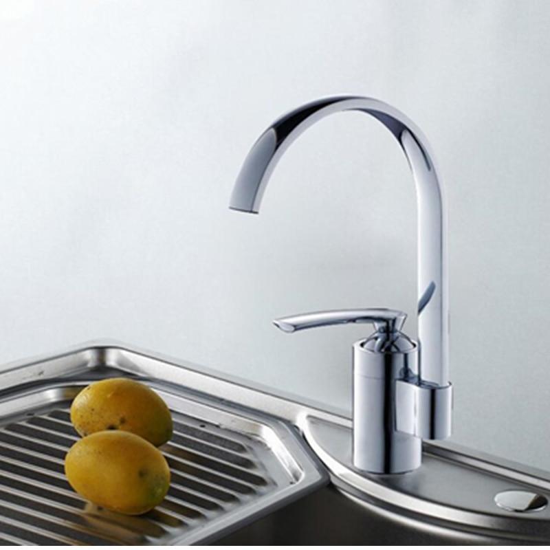 DONYUMMYJO Brass Quality Guarantee! kitchen sink tap ,kitchen mixer,square swivel Kitchen Faucets,torneira donyummyjo 100