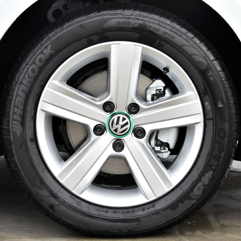 lowest price 4 pcs lot Ho New Refitting accessories For Volkswagen VW Golf 4 5 6 Polo Passat B5 B6 B7 Jetta Mk6 Tiguan Gol Cross Fox Plus CC