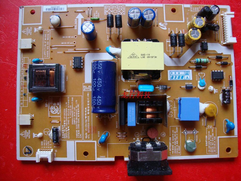 Free Shipping> LD190N M185B1 original power board IP-34155A Genuine Parts-Original 100% Tested Working free shipping 943nw 943nw pws pressure plate power board ilpi 088 ilpi 178 universal original 100% tested working