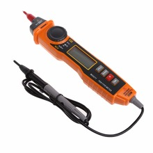 Digital Multimeter MS8211 With Probe ACV/DCV Electric Handheld Tester Multitester Professional Tools New 2019