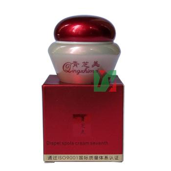 Wybielanie rozwiać plamy krem krem plamka plamka tradycyjna medycyna chińska krem w 7 dni tanie i dobre opinie Kobiet Face 1pcs in 1 box Herbal Zestaw Second generation CHINA Healthcare
