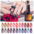 On Sale 10ml Arte Clavo Choose 1 color Magnetic Cat Eye With Magnet UV Gel Soak Off Lacquer Gel Nail Polish