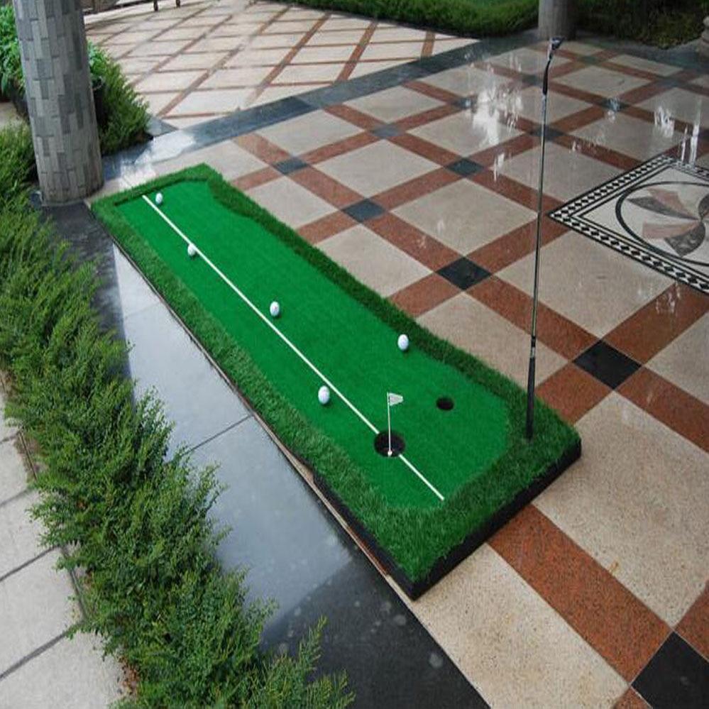 0.75*3M Indoor golf putting green trainers/Golf putting practice ...