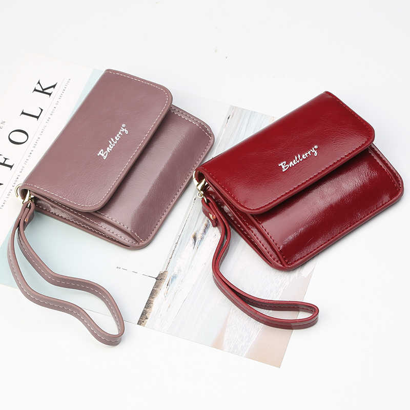 ... Fashion Women Wallet Cute Small PU Leather Card Holder Female Wallet  For Girl ty Brand Women ... e2cdae7563f7